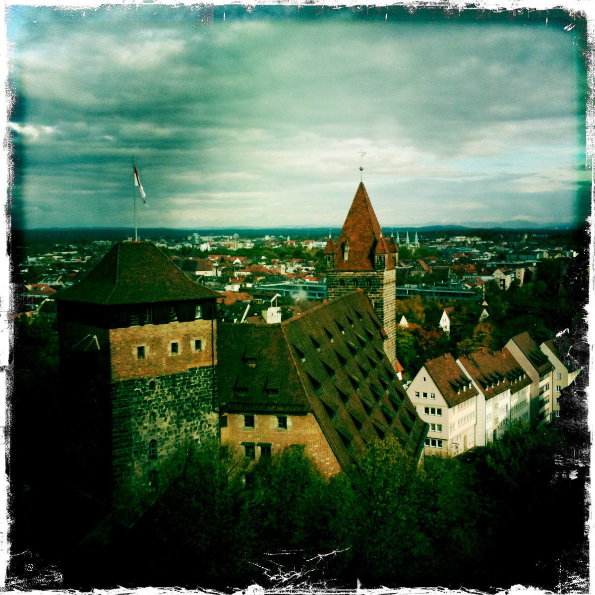 Das mystische Nürnberg